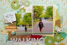 All About Scrapbooking : Pages