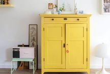 Around the House: Storage, Organization & Cleaning