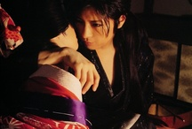 Gackt  / One person in the J Music world that is certainly worth admiring. Incredible musician & with a unique presence and voice.