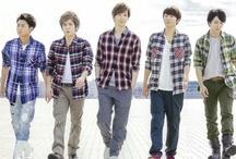 ♪ ♫ arashi 4 dream ♩♬ / The best Jpop boyband!! Huge fan of theirs music and also their acting carreers. Members: Matsumoto Jun, Sho Sakurai, Ohno Satoshi, Ninomiya Kazunari, Aiba Masaki