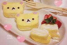 Cute/Kawaii Food