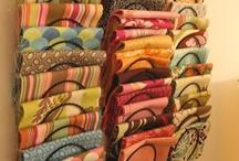 Craft Storage Ideas / by Debe Tomney