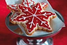 Christmas (Recipes) / Festive and traditional appetizers, meals, side dishes, and desserts to satisfy all of your guests on Christmas.