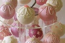 Cake Pops & Truffles & Other Things on a Stick / by Debe Tomney