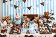 Baby Shower Ideas / Still looking for ideas for your baby shower? We've got a ton of ideas for all types of baby shower ideas, from DIY decorations to creative party-favors. Find lots of fun baby shower games and much more!