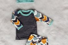 Baby Outfit Ideas / Outfit ideas for your newborn baby through infancy.