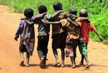 Africa. Inspiration.. ♥ / My one goal in life; go to Africa, help with anything possible, and provide hope for these children and their families<3