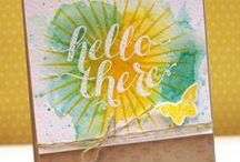 Cards for: Thinking of you and hello