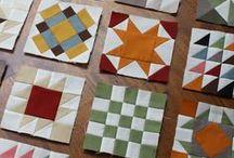 Fabric Arts: Quilt block patterns