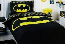 Batman Bedding / Batman bedding sets and bedroom accessories available from Kids Bedding Dreams online store. www.kidsbeddingdreams.com/batman-bedding