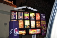 Taco Bell! / I would marry Taco Bell if I could. ♥