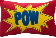 Superhero Bedding / Superhero bedding sets and bedroom accessories available from Kids Bedding Dreams online store. www.kidsbeddingdreams.com/superhero-bedding