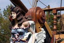 "Pirate Adventure: ""Yarrrrrrr!"" / Set sail with TRF's Pirate Adventure November 1 and 2. / by Texas Renaissance Festival"