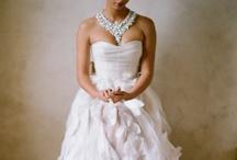 The Wedding : Dress / by Monica Coker