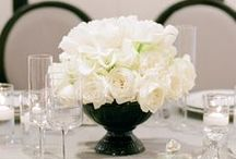 The Wedding : Centrepieces / by Monica Coker