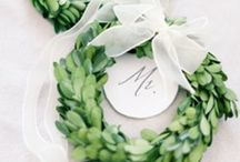 The Wedding : Details & Decor / by Monica Coker