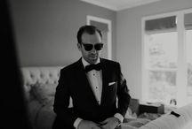 The Wedding : Groom / by Monica Coker