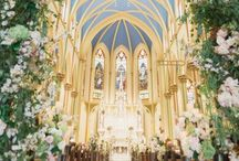 The Wedding : Venues / by Monica Coker