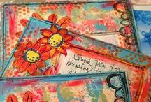 Art: Artsy Stuff too / Inspiration for art journals and crafts