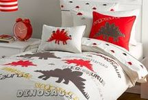Dinosaur Bedding / Dinosaur bedding sets and bedroom accessories available from Kids Bedding Dreams online store. www.kidsbeddingdreams.com/dinosaur-bedding