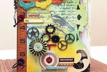 All About Scrapbooking: Mini Albums