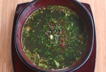 soups- non-vegetarian