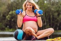 Healthy & Active Pregnancy / Having a healthy and fit pregnancy is no longer just a dream. See how these moms are staying healthy and keeping active and fit during their pregnancy journey.  We will be pinning anything related to physical and mental health for expecting mothers.
