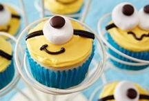 Cupcakes / Handheld treats to bring to any get-together or party!