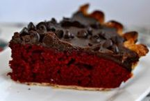 Pies / Pies aren't just a holiday dessert in the Fall and Winter. Try any of these pies year round!