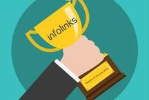 The Infolinks Blog / Our blog is a great place to read about updates, useful tips and the latest from Infolinks. Visit us at infolinks.com/blog