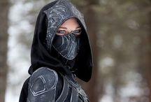 +COSPLAY / Nerdy nerd cosplay ideas