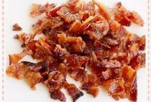 Mhmm Bacon / Recipes for all things bacon because no dish has ever been ruined by this ingredient.