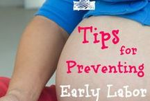Labor & Delivery Tips / Everything related to labor & delivery for expecting mothers and parents. Pins will include tips on inducing labor to what to pack in your hospital bag, to breathing exercises for mom, to tips for your partner.