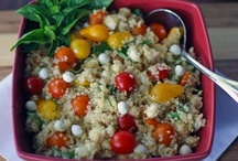 Recipes-Quinoa / by NAM