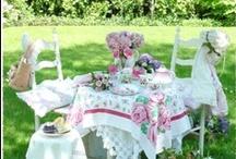 My friends like tea parties / by Belinda Stuetelberg