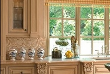 Kitchen Love  / Beautiful kitchens for inspiration !  / by Belinda Stuetelberg
