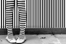 Magic Eye / Op Art, black and white illusions, and extra-dimensional fun