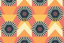 Happy House / patterns and designs