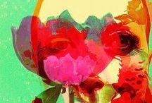 Magic Carpet Ride / psychedelia, hippies, rainbows, dreams