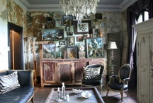 a very very very fine house / eclectic x rustic / by Lil Tee
