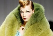 Cat Walking / runway fashion, high fashion, designer collections