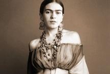 Je Suis La Tigresse  / iconic female musicians, actresses, writers, activists, artists and adventurers