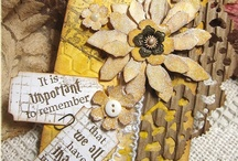 Crafts: Altered Tags and Artist Trading Cards / by Karen