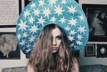 Head Piece / hats, head dresses, headdresses