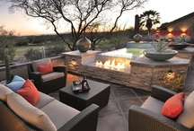 Outdoor living / by Bridget Wright