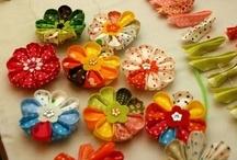 Crafts: Flowers / by Karen