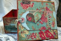 Crafts: Altered Boxes / by Karen