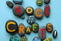 Crafts: Altered Rocks / by Karen