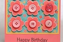 Cards - Birthday / by Karen