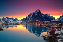 ✈️ Norway ❤️ / I was born in Norway, lived there most of my life. Such a beautiful country. I will forever be a Norwegian but enjoy the difference of living and working in different countries. / by Kenneth Linge